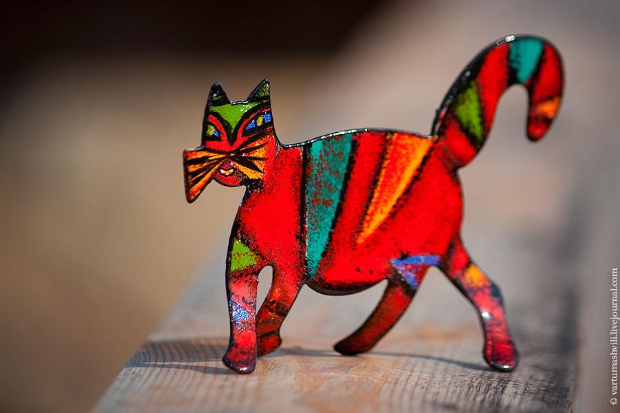 Кот из Форментеры