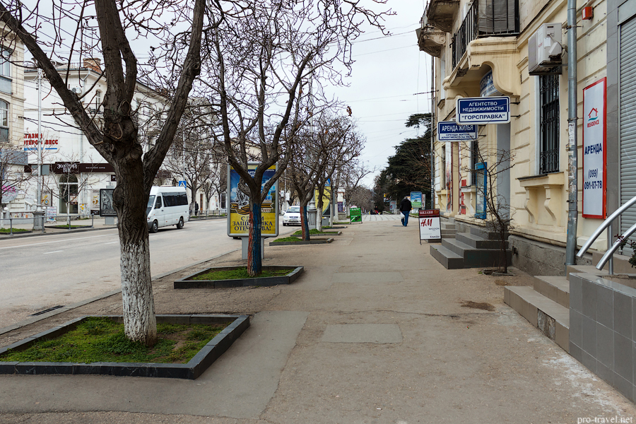 Севастополь 23 февраля 2014