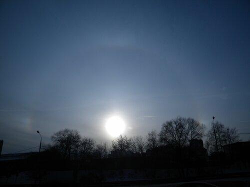 Странная радуга/ 9.2.2012