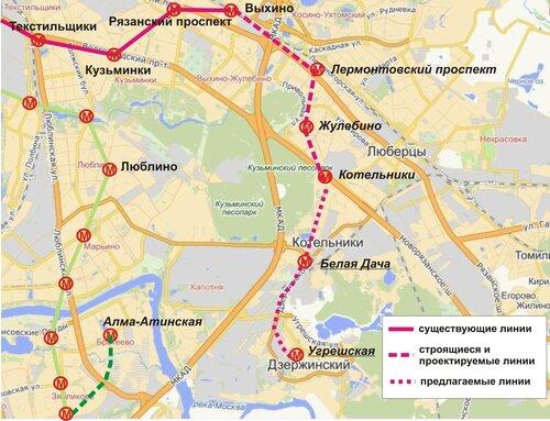 Метро в Дзержинском: мечты или