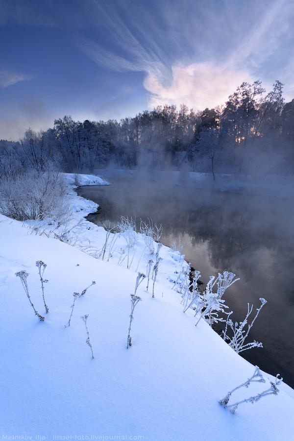 Пейзажи. Фотограф Илья Мельников