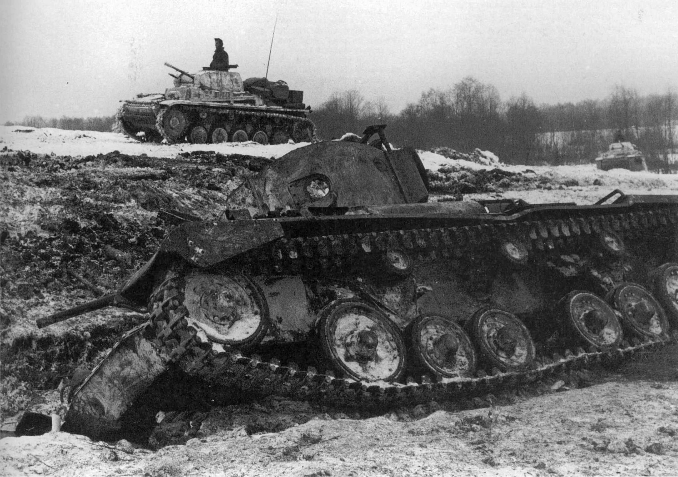 Pz.Kpfw. II / Mk. III Valentine