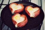 Завтрак любимому