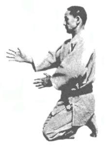 Сайдза-Хо - «перемещение в формальное положение сидя» в Айкидо