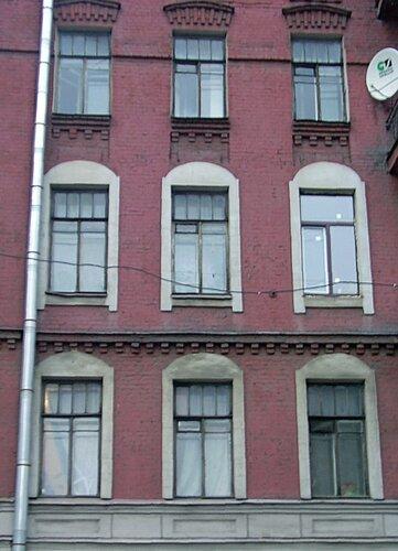 Чкаловский проспект, дом 6