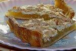 Кусочки лимонного пирога
