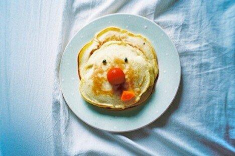 有趣好玩的早餐