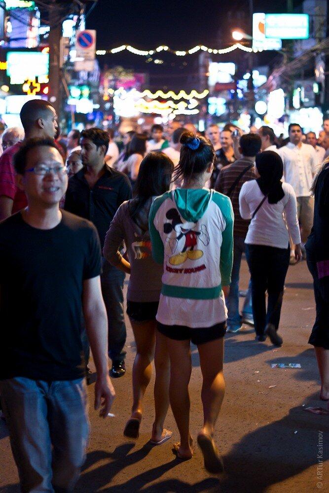 Заметки туриста тайланд сколько стоит проститутка