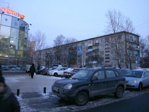 Бухарестская ул. 92