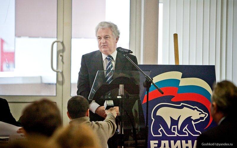 15 марта 2011 в Одинцово в конференц-зале библиотеки Одинцовского гуманитарного института прошла заседание «круглого стола» местных отделений политической партии «Единая Россия» Одинцовского района, Власихи и Кранознаменска.