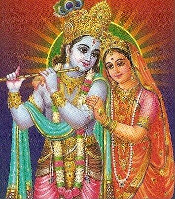 Шри Шри Радха Кришна