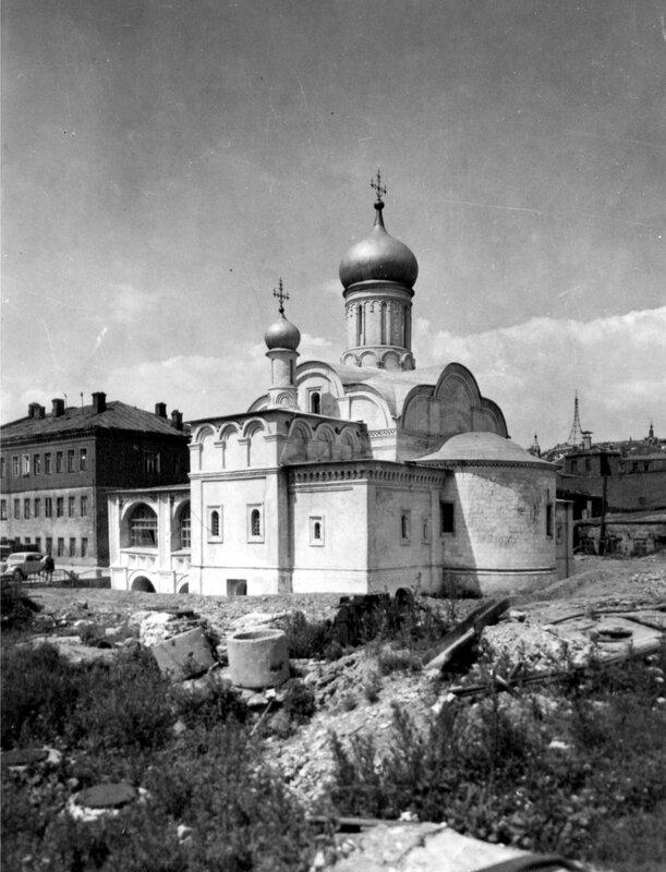 Церковь Зачатия Св.Анны, что в Углу