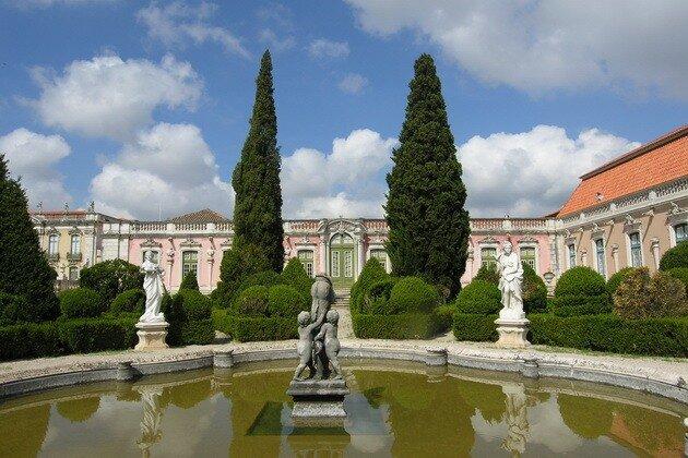 Дворец Келуш. Португалия