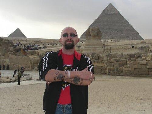 Нацболы в Египте