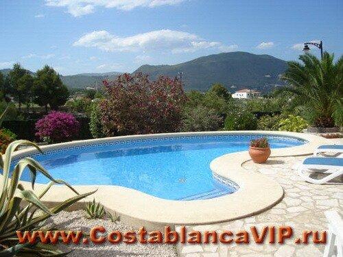 вилла в Pego, вилла в Пего, вилла в Испании, недвижимость в Испании, Коста Бланка, CostablancaVIP