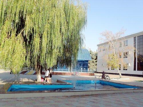 Фонтан.Сентябрь 2010