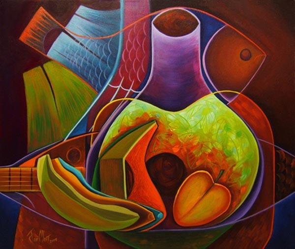 кубинская живопись: