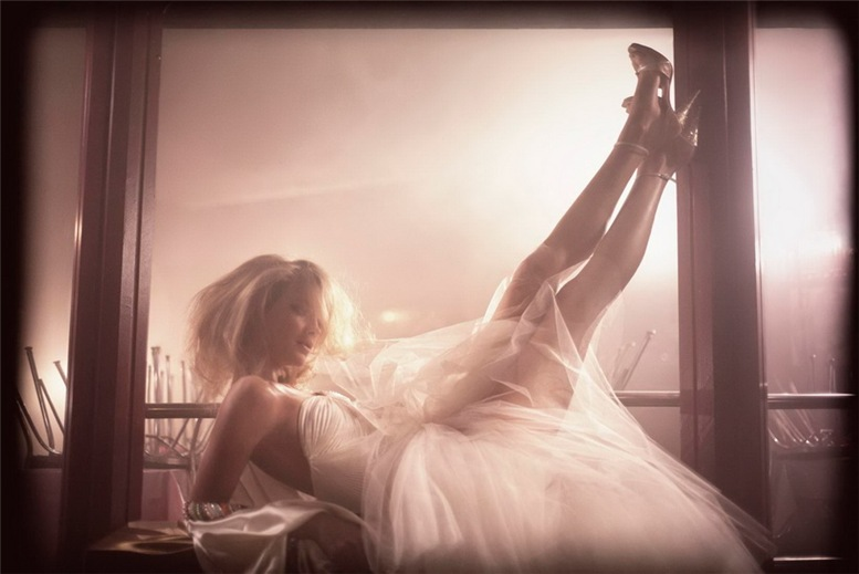 Наталья Водянова / Natalia Vodianova by Glen Luchford