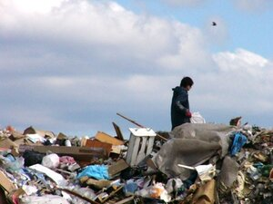 В Приморье рабочие из КНР организовали две крупные несанкционированные свалки