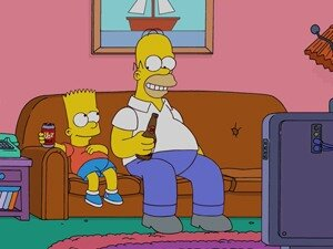 Симпсоны / The Simpsons [22х01-17 из 22] (2011) WEB-DLRip-AVC | VO-Production