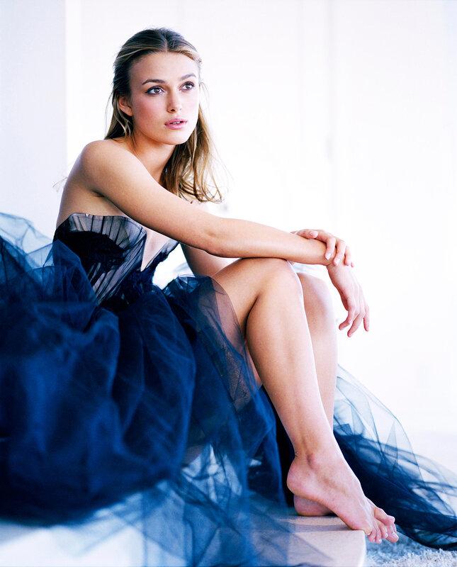 Кира Найтли (Keira Knightley) 2003