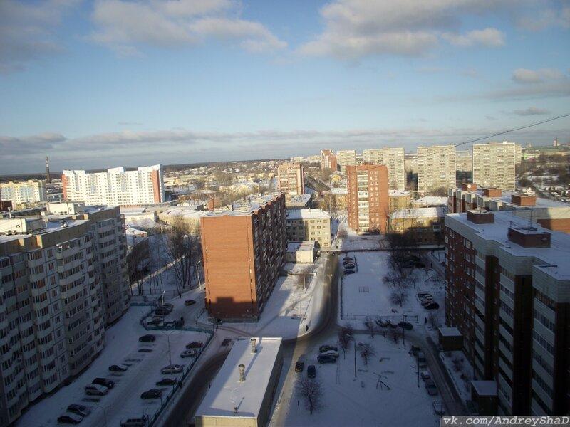 Зимние фотографии Сортировки
