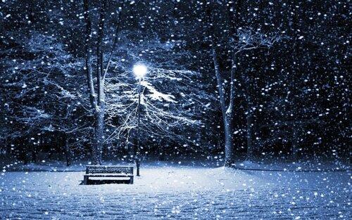 зимняя ночь пастернак слушать стих