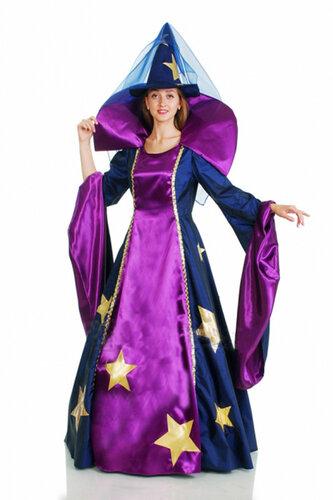 Женский карнавальный костюм Фея