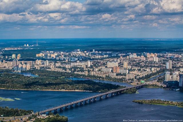 Красивые фотографии Киева с высоты птичьего полета 0 12d0ec 55836b3e orig