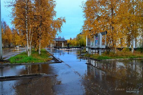 Фото города Инта №8126  Кирова 32 и 28 08.09.2015_17:09