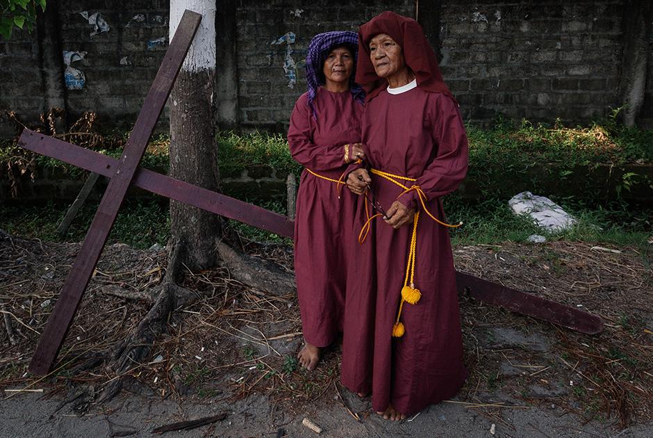 Страстная неделя на Филиппинах, которая рвет все шаблоны о христианстве