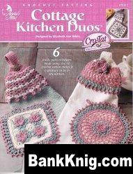 Книга Crochet - Tatting Cottage Kitchen Duos jpg 5Мб
