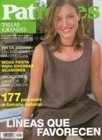 Журнал Patrones №26  TallasGrandes 2003