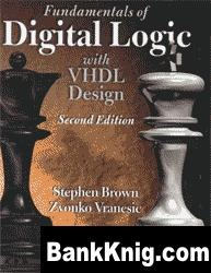 Книга Fundamentals of Digital Logic with VHDL