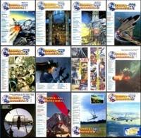 Журнал Техника молодежи № 1-12, 1993 год