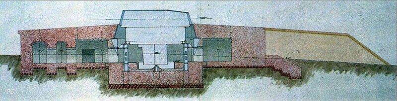 """""""Так, в июне 1912 г. для Николаевского форта, и в мае 1913 г. для Алексеевского были утверждены проекты строительства..."""