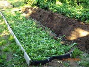 Подпочвенное компостирование