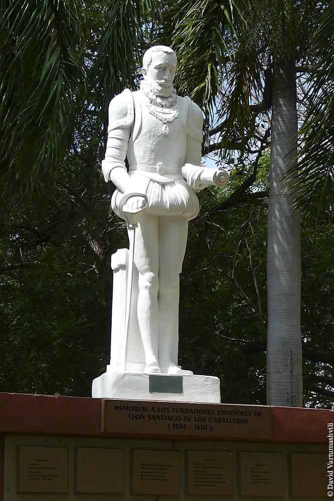 Никарагуа, Леон-Вьехо