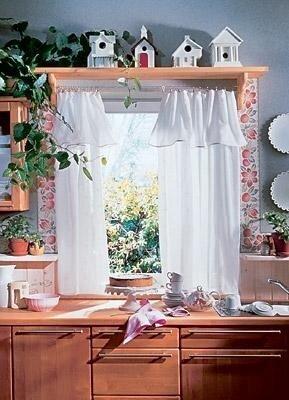 шторы окна фото идеи