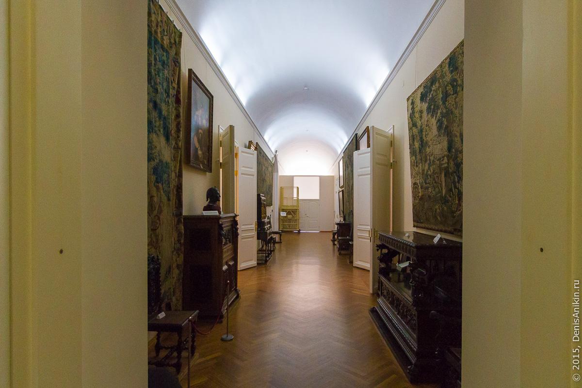 Художественный музей Радищева интерьер 16