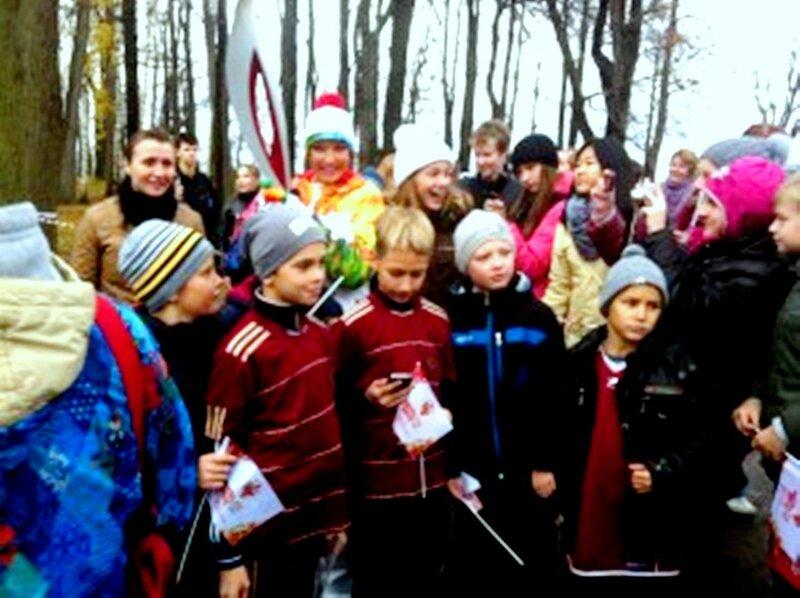 Анастасия Волочкова, Олимпийский огонь (8).jpg