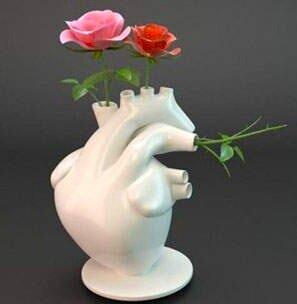 сердце и роза