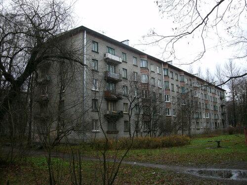 Новороссийская ул. 4к1