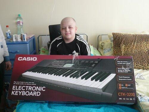 Давид Б. Настоящий синтезатор