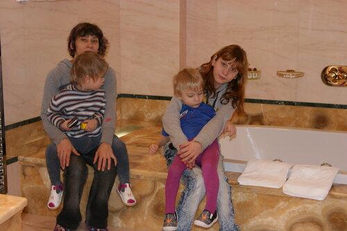 Марина Т. Выходные с семьей в отеле