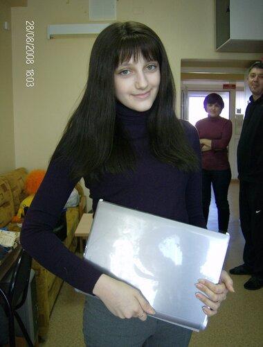 Маша К. Ноутбук