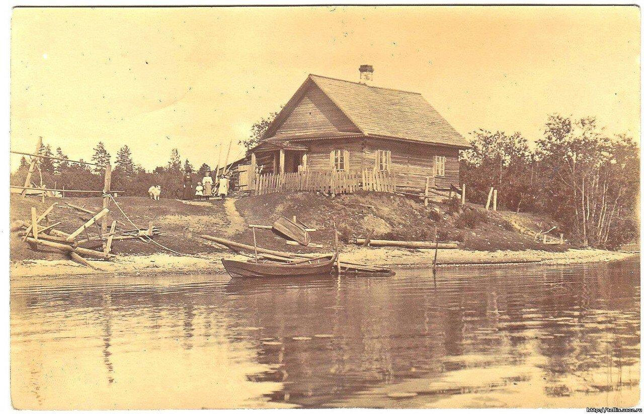 Дом на Большом острове