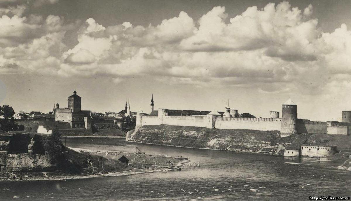 Река Нарова