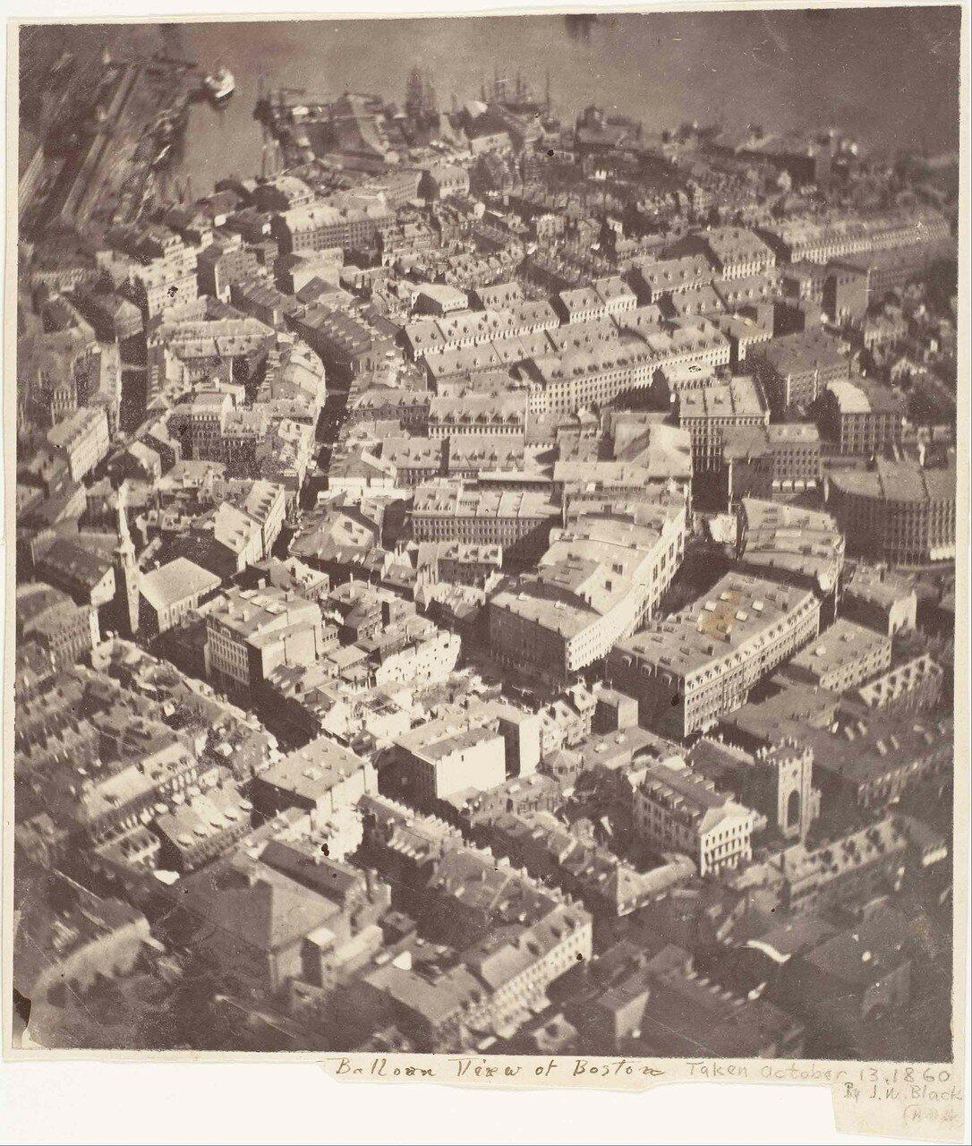 Бостон. 13 октября 1860. Высота 2,066 футов