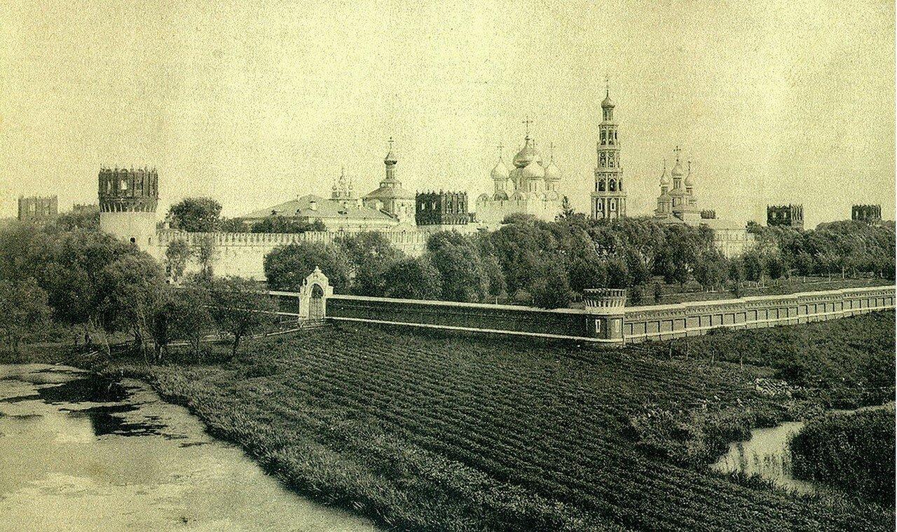 513. Монастырский сад